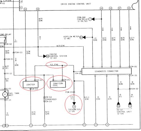 laser wiring diagram