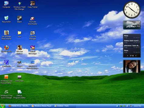 media center themes windows 7 xp media center for windows 7 by revenge123 on deviantart