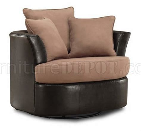 Leather And Microfiber by Espresso Microfiber Sofa Loveseat Set W Faux