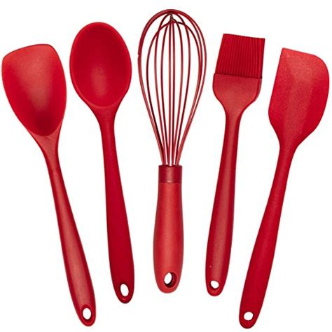 Grade Premium Low Price Dress Nadira By Eq 5 premium silicone baking utensils set spatula