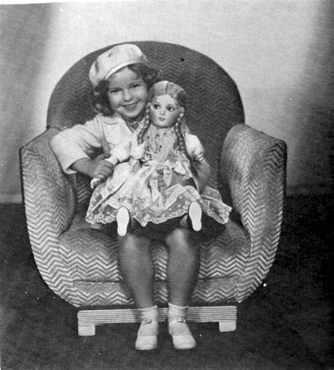 bisque shirley temple doll 1935 shirley temple with a german bisque doll she calls
