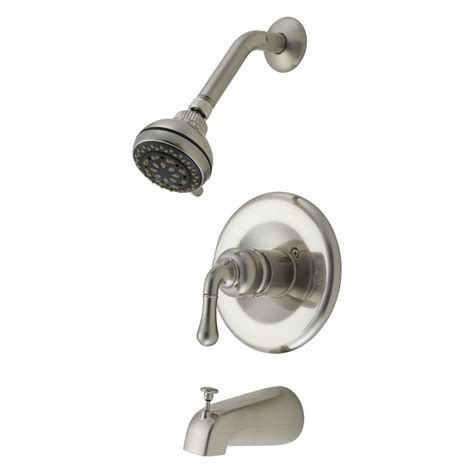 bathtub shower head ls3b shower head and tub faucet