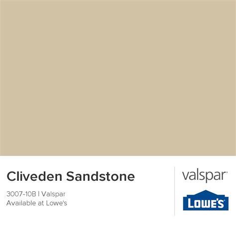 cliveden sandstone from valspar new home