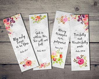 printable bookmarks etsy printable bookmarks etsy