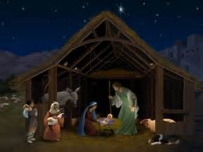 First christmas screensaver bring a beautiful classic nativity to