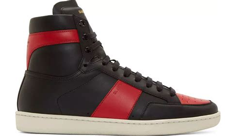 ysl mens sneakers where to buy air 1 banned early sneakernews