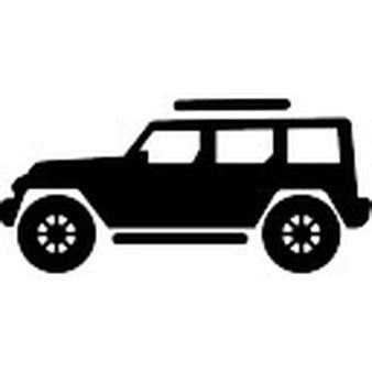 jeep wrangler icon jeep car icons free