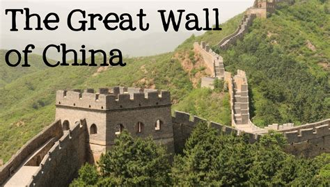 beijing and the great wall of china modern wonders of the world around the world with jet lag jerry volume 1 books the history of the great wall of china for