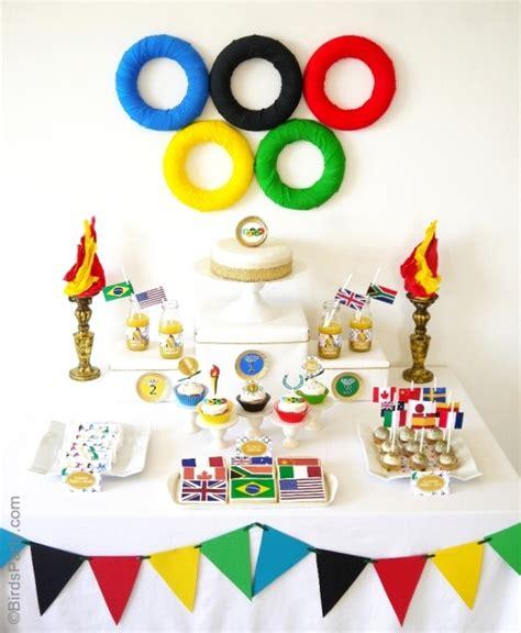Olympic Decorations by Olympic Decorations Olympic Theme