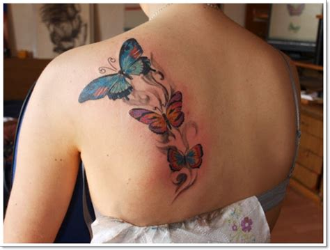 butterfly tattoo pictures shoulder 30 unique butterfly tattoo design ideas