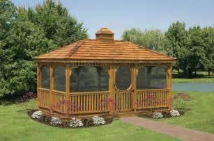 Galerry wood gazebo for sale