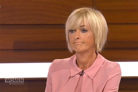 jane moore loose women new haircut exclusive downton abbey clip has loose women s jane moore