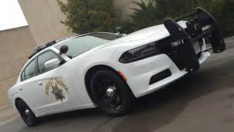 Dodge Vehicles California Highway Patrol Orders Dodge Charger Pursuit