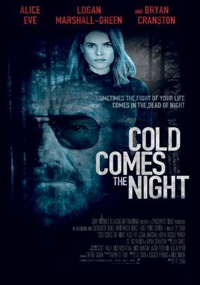 cold comes the night movie poster cold comes the night logo