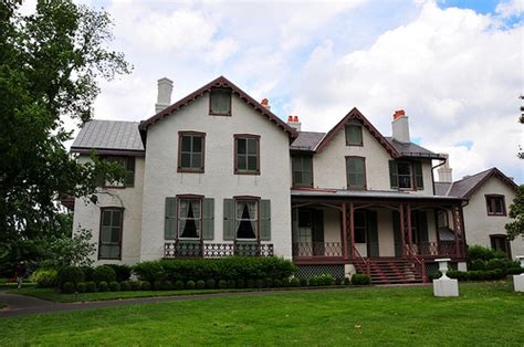 president lincoln cottage president lincoln s cottage at the soldiers home south