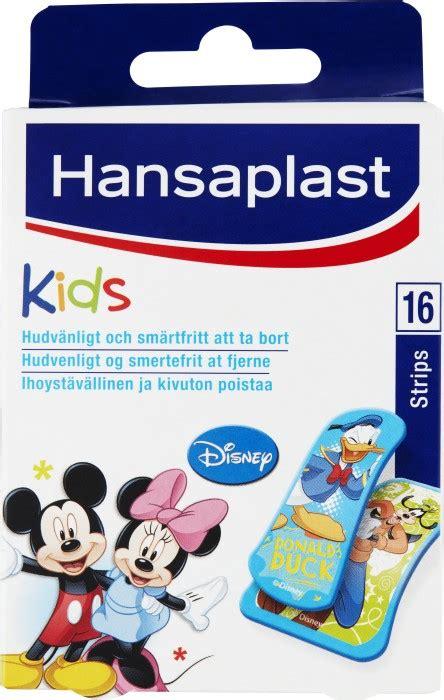 Hansaplast Plaster Disney k 246 p hansaplast disney musse pigg pl 229 ster 16 st p 229 babyland se