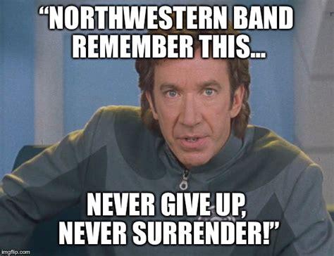 Galaxy Quest Meme - never give up never surrender meme www pixshark com