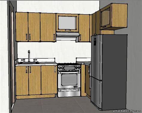 Modular Kitchen Cabinet For Sale Cebu City Cebu