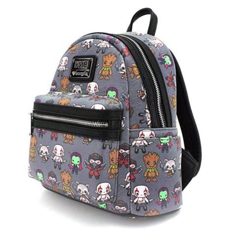 Print Mini Backpack guardians of the galaxy kawaii print mini backpack