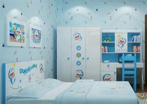 dekorasi kamar doraemon  desain kamar  menarik