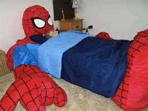 Spiderman Duvet Covers Coolest Bed Ever Spider Man Bed Craziest Gadgets