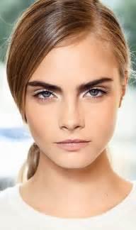 Cara Delevingne Natural Makeup Look