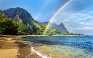 Rainbow beach wallpapers pictures photos images