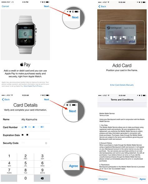 How To Add Apple Gift Card - how to set up and add cards to apple pay on your apple watch imore