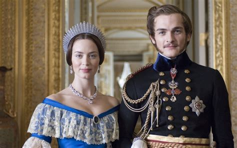 young victoria movie quot the young victoria quot looks the part but stumbles through