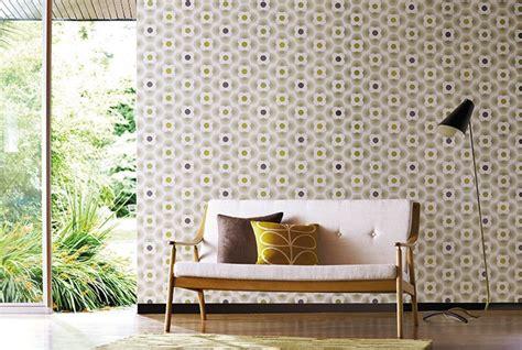 classic stem wallpaper orla kiely wallpapers harlequin designer wallpapers