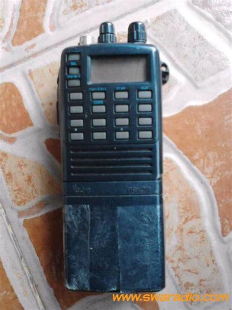 Rustin 2 Pin Kualitas Bagus dijual icom 2gxat rx bagus swaradio