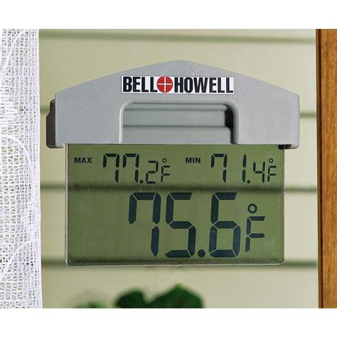 solar powered thermometer 136091 weather stations at