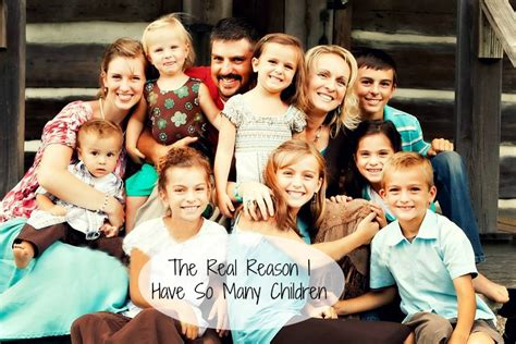 So How Many Babies Is That by The Real Reason I So Many Children Generation