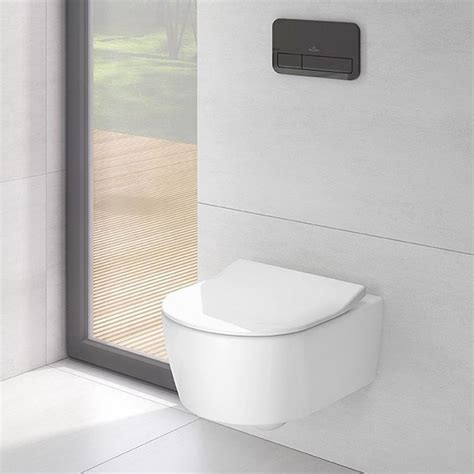 Villeroy And Boch Wc Uk by Villeroy And Boch Avento Directflush Wall Hung Toilet Uk