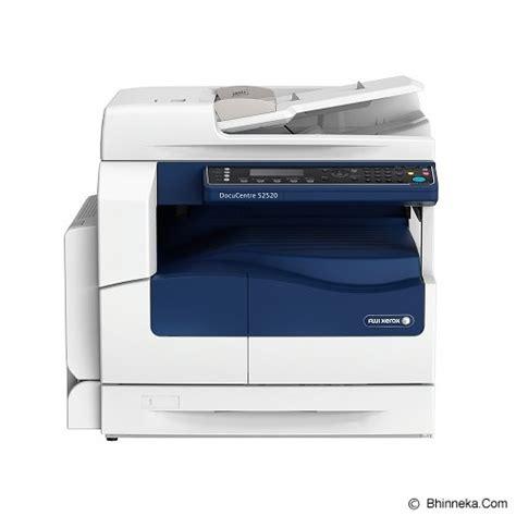 Mesin Fotokopi Hitam Putih jual fuji xerox docucentre s2520 cps murah bhinneka