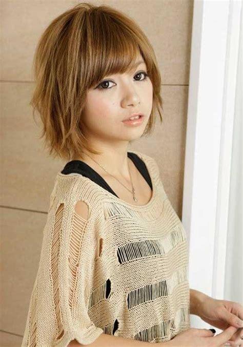 japanese haircut for thin hair 20 short shaggy bob hairstyles bob hairstyles 2017