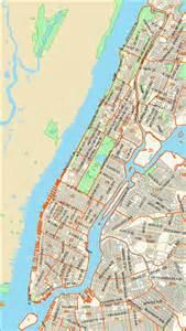 precinct map crg manhattan precinct map
