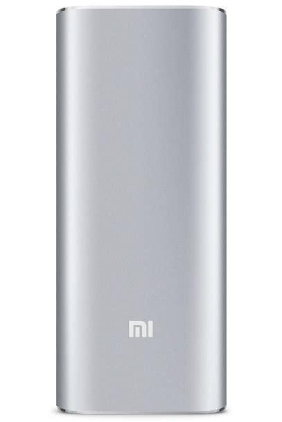 Xiaomi Mi Powerbank 16 000 Mah xiaomi mi power bank de 16 000 mah anunciada