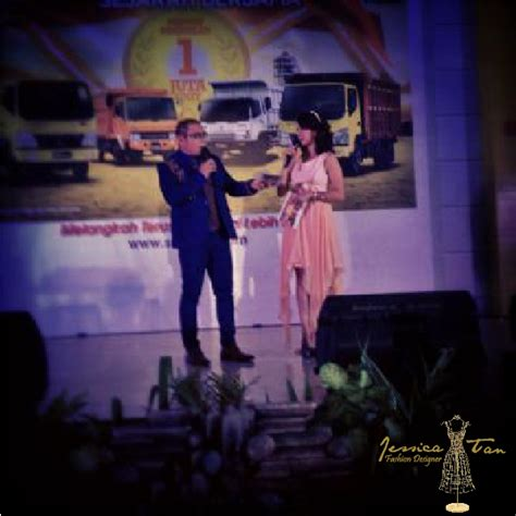 Tya Dress tya ariestya host mc