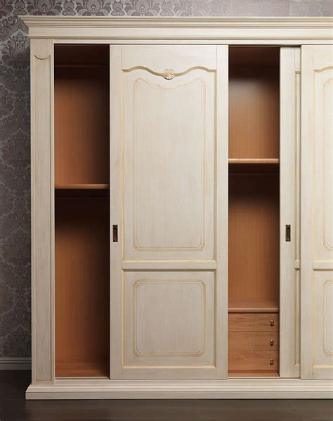 classic wardrobe classic wardrobe provenza doors and internal vimercati
