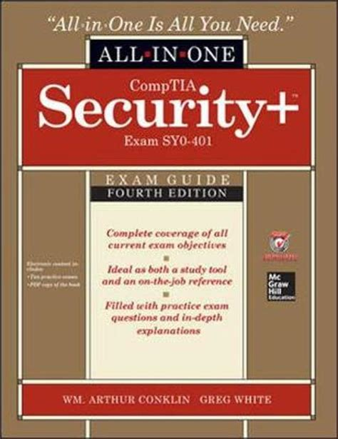 Comptia Security Sy0 401 In Depth bol comptia security all in one guide fourth