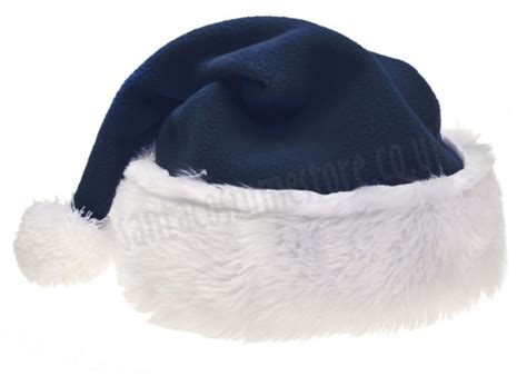 navy santa s hat santacostumestore co uk