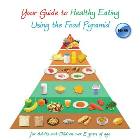 Your 5 Step Guide To Traditional Foods by Healthy Food Pyramid