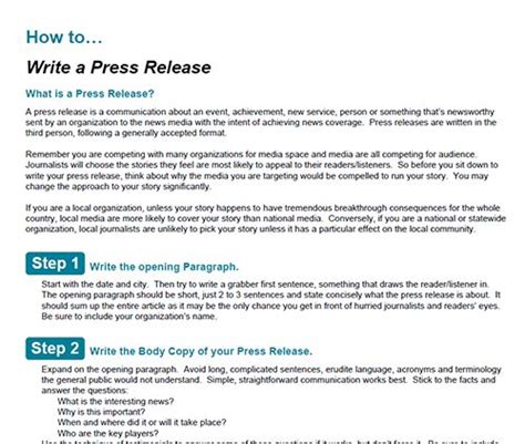 digital press release template 17 images about no surprises on digital