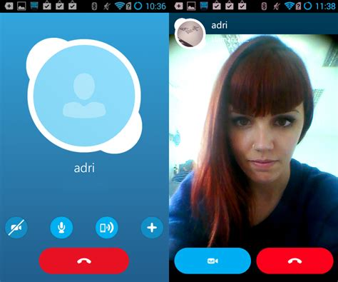 skype on android skype now updated so as not to consume all your android battery