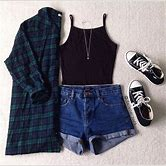 cute-outfits-with-shorts-and-converse-tumblr