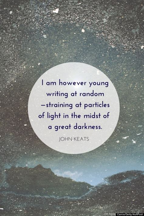 Marriage Quotes Keats 8 beautiful quotes from keats letters huffpost