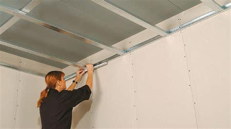 Rabaisser Un Plafond by Plaatsen Een Plagyp D Plafond Gamma Be