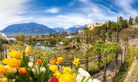 il giardino di sissi i giardini di sissi a merano riaprono il 1 176 aprile 2017