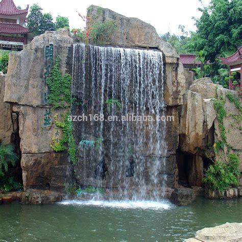 water curtain fountain public park or garden water curtain fountain decorative